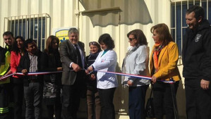 Se inauguró nueva base SAMU en Catemu