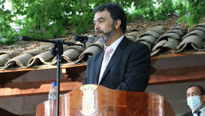 Leonardo Aguirre Urtubia asumió como nuevo alcalde de Calle Larga