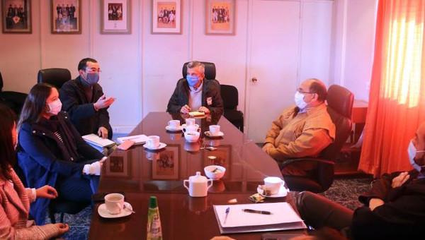 Alcalde Sergio Zamora solicita a gobernador control sanitario para Putaendo en Fiestas Patrias