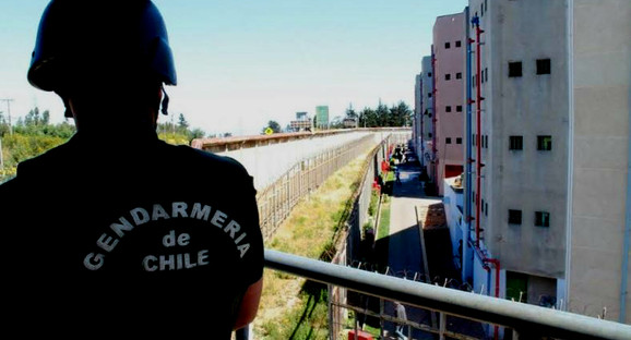 Dos nuevos lanzamientos de droga en cárceles de Valparaíso y Los Andes