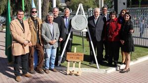 Escuelas de Catemu rindieron homenaje por natalicio de Bernardo O'Higgins