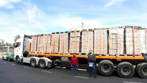 Hoy inicia segunda etapa de entrega Alimentos Para Chile en la región de Valparaíso