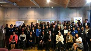 Alianza Neo Chile logró un importante convenio de colaboración entre liceos técnicos y 25 empresas e
