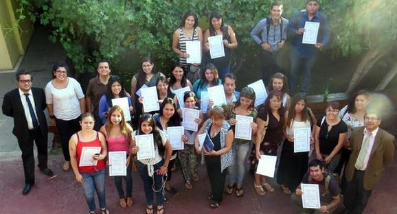 30 alumnos se certificaron en la primera versión 2016 de los cursos de verano del IPLA