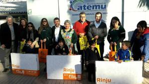 """Niñas y niños de Catemu recibieron """"Rincón de Juego"""""""