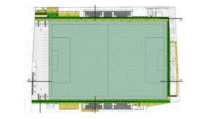Nuevo Estadio Municipal de Calle Larga ya cuenta con aprobación técnica