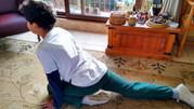 ¿Todo el día sentado?: Pausas activas son necesarias para combatir rigidez corporal y estrés