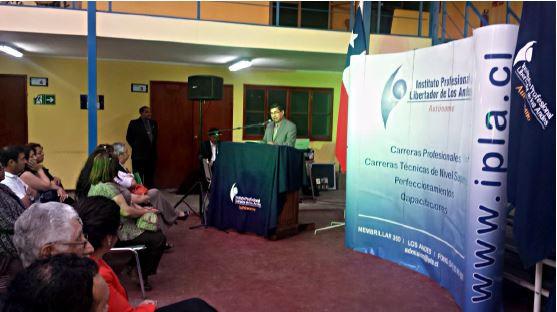 Con ceremonia IPLA celebró sus 34 años de existencia