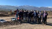 Convenio Indap - GORE trabaja en revestimiento de tranque El Salero