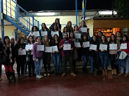 """Alumnos de Servicio Social del IPLA obtuvieron el certificado de """"Monitor en Prevención de Viol"""