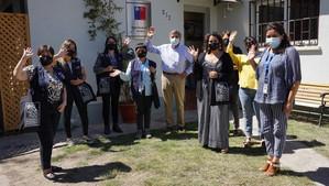 Líderes campesinas y productoras dialogaron con el director nacional de Indap en visita a la región
