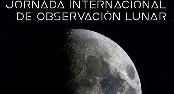 En Calle Larga se realizará la Jornada Internacional de Observación Lunar más importante del país