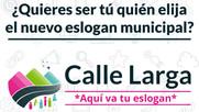 Municipalidad de Calle Larga invita a la comunidad a elegir el nuevo eslogan municipal