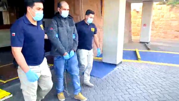PDI Los Andes detiene a autor de robo con violencia a mujer de 85 años