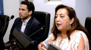 CORE María Victoria Rodríguez destacó la aprobación de más de mil millones de pesos del FNDR para la