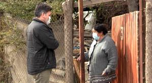 5 mil vales de gas entregó el municipio a las familias de Calle Larga