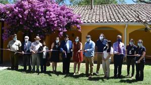 Se inauguró nueva residencia de vida familiar como organismo colaborador del Sename