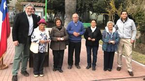 Más de 300 adultos mayores de Catemu obtuvieron sus pases para rebaja en la locomoción colectiva