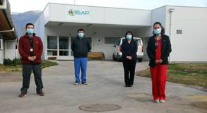 Hospital San Antonio de Putaendo y Cesfam Valle de Los Libertadores inician Programa de Hospitalizac
