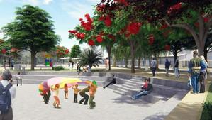 Histórica inversión permitirá que sector 9 de Llay Llay cuente con un nuevo parque de 18 mil metros