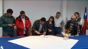 Comunidad del Seco Alto y mineras llegaron acuerdo por conflictos medioambientales