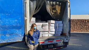 PDI Los Andes recuperó camión con carnes paraguayas avaluadas en 130 millones de pesos