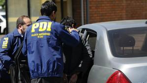PDI Los Andes detuvo a sujeto por secuestro y violación de su ex pareja