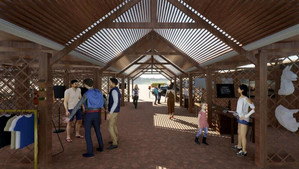 Municipio construirá este 2021 un Pueblito Artesanal en pleno centro de Llay Llay