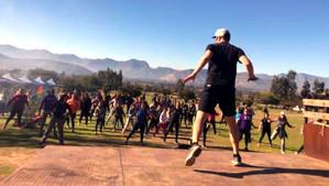 Con gran éxito se realizó el Trekking Ecológico organizado por el municipio de Catemu en Los Corrale