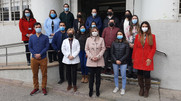 Doce nuevos médicos y odontólogos se incorporaron al Servicio de Salud Aconcagua