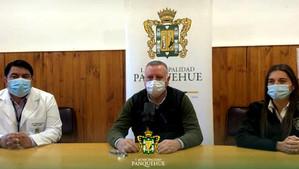 Dos nuevos casos de Covid - 19 registra la comuna de Panquehue sumando un total de 7 casos