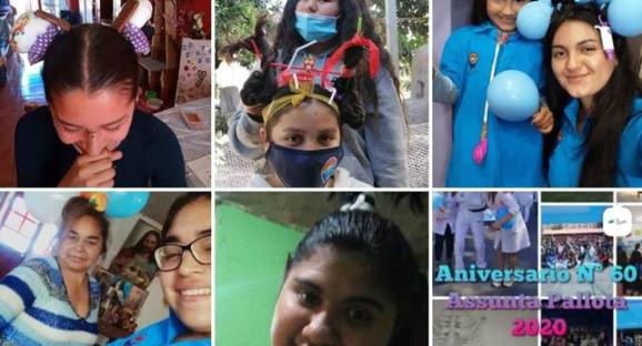 Gran participación virtual en la Semana de Aniversario del Colegio Assunta Pallota
