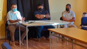 Calle Larga crea Oficina de Seguridad Ciudadana