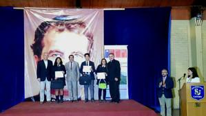 22 alumnos de la Escuela Agrícola Salesianos de Catemu fueron certificados en buenas prácticas para