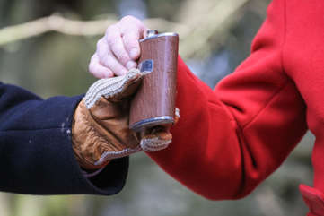 Trail hunting hospitality