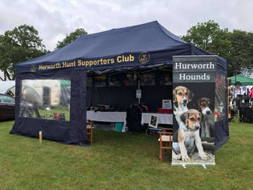 Supporters' Club marquee