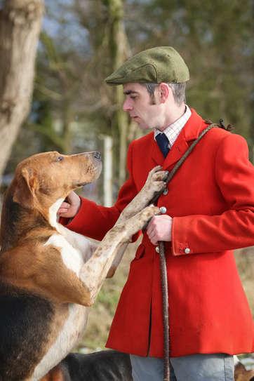 Huntsman & hound