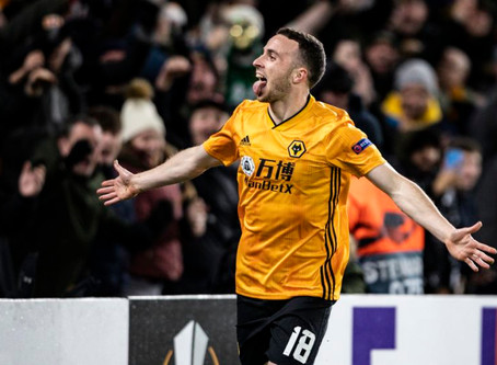 Confirmed: Liverpool sign Diogo Jota from Wolves for £41 million