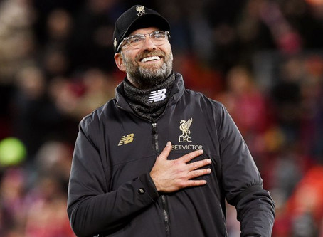 Klopp thanks Anfield ahead of Wolves game