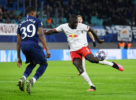 Liverpool will reportedly 'battle' Man Utd for Dayot Upamecano