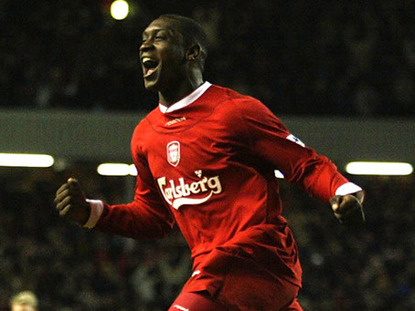 Heskey 'a bit worried' by LFC's rival's spending