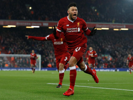 Oxlade-Chamberlain could make surprise squad return against Fulham