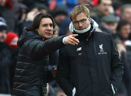 Buvac claims he 'did the job of manager for 17 years' for Jurgen Klopp