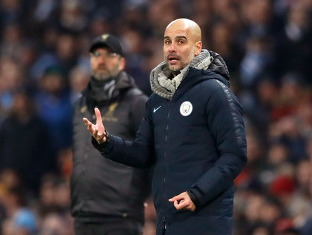 Guardiola 'more than satisfied' with City's start to season