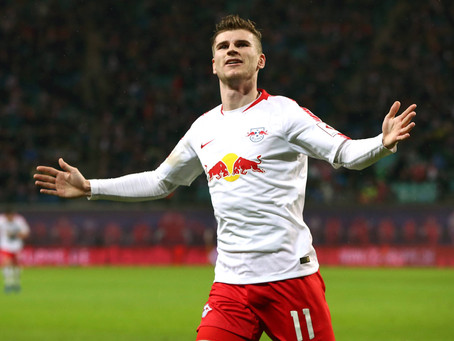 Breaking: Werner looks set to sign for Chelsea