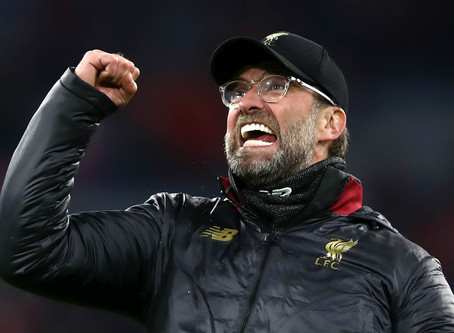 Klopp: The boys will deliver; the rest is destiny