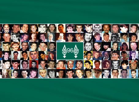 30th Anniversary - We Remember the 96