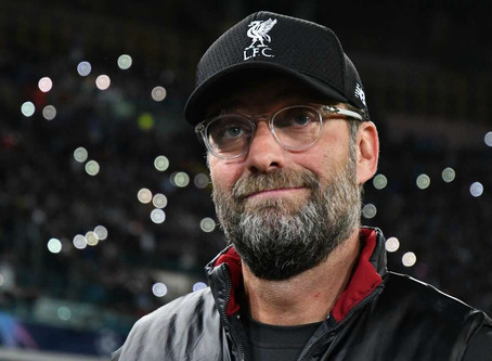 Klopp on Liverpool transfers: 'We are in a luxury situation'