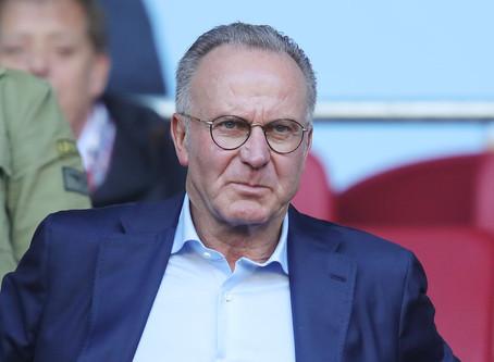 Bayern chairman Rummenigge confirms Thiago to LFC