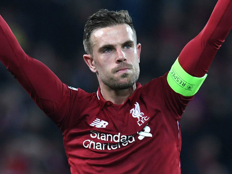 Breaking: Jordan Henderson named FWA Player of the Year